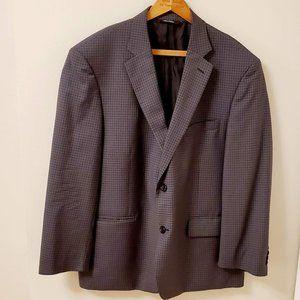 Nordstrom's Wool Blazer, Size 48R, like new